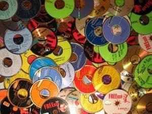 vernietiging van cds